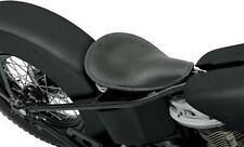 Drag Specialties Small Spring Seat Faux Alligator Harley Knucklehead 0806-0035