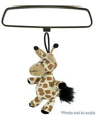 Toy Giraffe Air Freshener Vanilla Coconut Scent for Car Home Office Fresheners