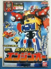 Power Rangers Engine Sentai Go-Onger DX ENGINE-OH enjin megazord BANDAI Japan