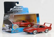 1969 Dodge Charger Daytona Movie Fast and & Furious blue 1:32 jada