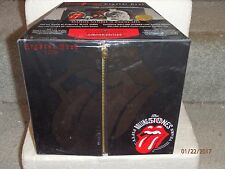Crystal Head Rolling Stones 50th Anniversary Commemorative & CD BRAND NEW SEALED