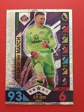 2016 2017 MATCH ATTAX ATTACK EXTRA MAN OF THE MATCH MOTM PICKFORD MA29