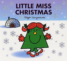 """Little Miss Christmas (Little Miss Library), Roger Hargreaves, """"AS NEW"""" Book"""