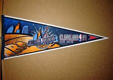 1997 NBA All Star Game Basketball Cleveland Cavaliers Pennant