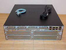 Cisco 3945/K9 Integrated Services Router ISR G2 with SPE150