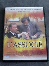 L'ASSOCIE Michel Serrault/Daniel Prevost/Catherine Alric -  DVD