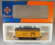 Roco H0 4305C Gedeckter Güterwagen 2-achsig Gklm der DB Dinkelacker OVP #3243