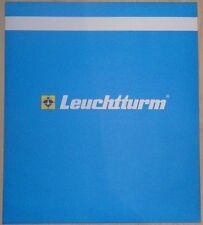Leuchtturm-vordruckblätter alemania-markenheftchen 2003 SF, sin marcas