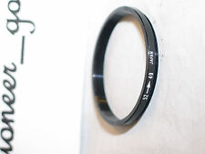 Step-down Metal Adapter Ring / 52mm Lens to 49mm