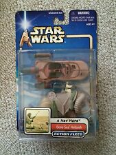 Dune Sea Ambush Landspeeder SAGA Action Fleet Star Wars MOC A New Hope