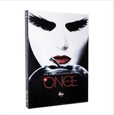 Once upon a time Season 5 (5 DVD, 2016)