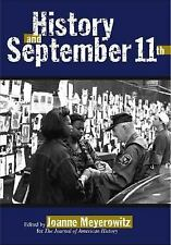 History and September 11th (Critical Perspectives on the Past)-ExLibrary