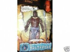 BALTHAZAR FROM THE MOVIE SCORPION KING MINT ON CARD