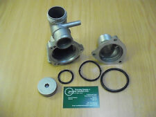 JAGUAR XK8 ALUMINIUM THERMOSTAT HOUSING TOWER KIT - AJ82217