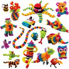 Kids Childrens Bunchems Mega Pack Over 400 Pieces Toy Festival Birthday Gift