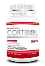 Gerente VH Nutrición cortibol cortisol & bloqueador de la fatiga suprarrenal Soporte RRP £ 30