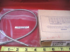 Banner IF22SMGFM600 Sensor Fiber Optic Stainless Steel Cable 24576 Nib New