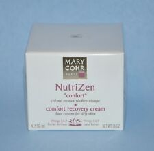 "Mary Cohr NutriZen ""Comfort"" Comfort Recovery  Cream 50ml/1.7oz. - New in Box"
