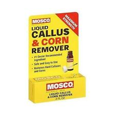 Mosco Callus And Corn Remover Liquid .3 oz Maximum Strength