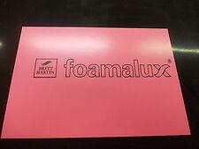 3 mm Rosa Neón de tabla de espuma (A3): 420 mm X 297mm