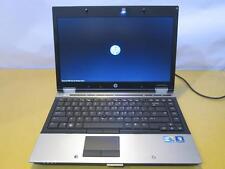 HP EliteBook 8440p Intel Core i5 2.40 GHz 2GB Ram WiFi Notebook Mobile Computer