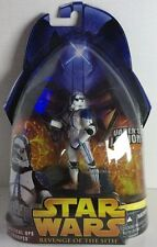 Star Wars Revenge of the Sith Action Figure (Hasbro) - Tactical Ops Trooper (#65