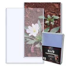 1 Pack of 25 BCW 6 x 9 Photo Topload Holders Storage Protection