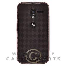 Motorola Moto X XT1055/XT1060 Candy Skin Smoke Case Cover Shell Guard Shield