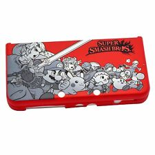 Matte Protector Cover Plates Case for NEW Nintendo 3DS Shell (Super Smash Bros)