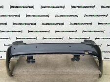 MERCEDES E CLASS AMG W212 SALOON 2009-2012 REAR BUMPER IN GREY [E66]