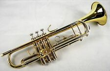 BACH TROMPETE ORIG. BACH Mod.TR-305 Made in USA lackiert mit Koffer TRUMPET NEU