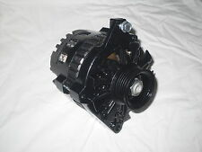 Black GM 200 amp 16 volt 1 wire alternator CS130 Streetrod Samuari TPI racing