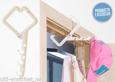 COLGADOR DE ROPA para PUERTAS Y VENTANAS secar colgar ropa interior *Exclusivo*