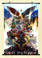 Anime Tengen Toppa Gurren Lagann 40x60cm Fabric wall Scroll poster Home Decor