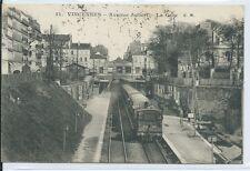 CPA-94 - VINCENNES - Avenue Aubert - La Gare