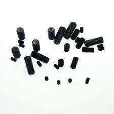 Lot100 M4x4mm Head Hex Socket Set Grub Screws Metric Threaded Cup Point