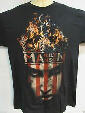 NEW - MARILYN MANSON BAND / CONCERT / MUSIC T-SHIRT MEDIUM