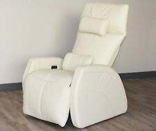 Cozzia Air Touch Zero Gravity Recliner Color: Ivory