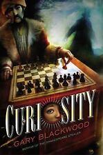Curiosity, Blackwood, Gary, Good Condition, Book