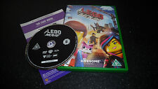 THE LEGO MOVIE DVD & UV - FAST/FREE POSTING.
