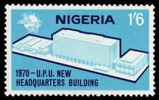 NIGERIA 240 (SG245) - Opening of the Universal Union Headquarters (pf62310)