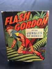 FLASH GORDON IN THE JUNGLES OF MONGO - BIG LITTLE BOOK