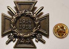 Frontkämpfer Eisernes Kreuz 1914 1918 l Anstecker l Abzeichen l Pin 113