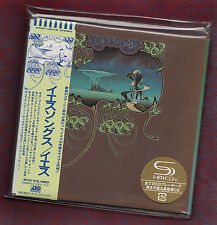Yes • Yessongs • 2 SHM-CD Japan Mini LP CD • Brand New