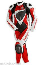Ducati 9810151 % % Uomo 1 Pz. Tuta In Pelle Intero Completo Da Moto Corsica 56