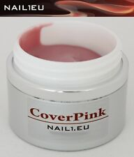 40ml MakeUp Gel NAIL1EU COVER PINK // UV Gel Make Up Camouflage Nagelgel