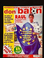 DON BALON 1069 AT.MADRID-BARCELONA-REAL MADRID-REAL SOCIEDAD-DEPORTIVO-BETIS ETC