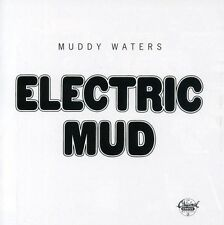 Electric Mud - Muddy Waters (1996, CD NUOVO)