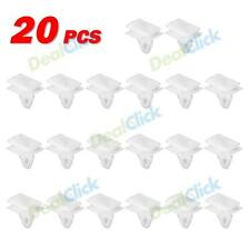 20 Rocker Bumper Grille Panel Moulding Clips Retainer Fastener for GM Cadillac