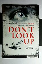 DON'T LOOK UP FRUIT CHAN COVER ART MINI POSTER BACKER CARD (NOT A movie)
